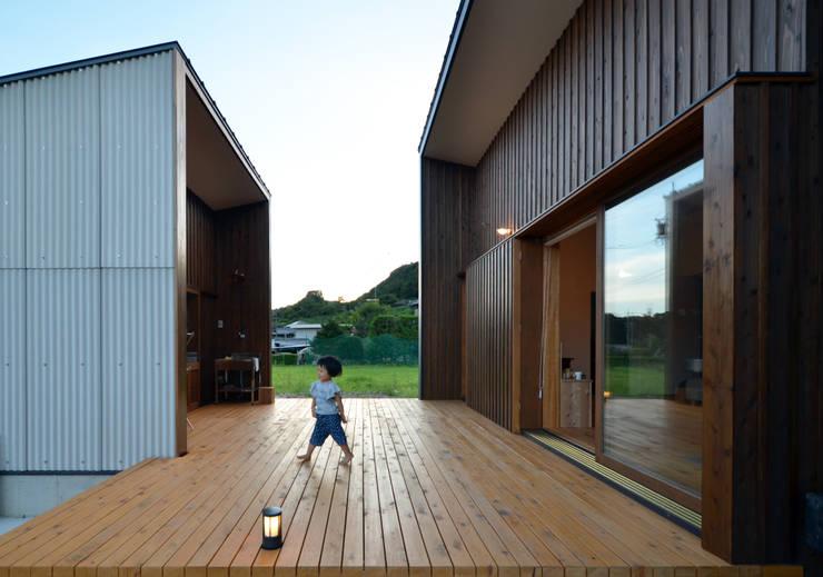.: 齋藤正吉建築研究所が手掛けたテラス・ベランダです。
