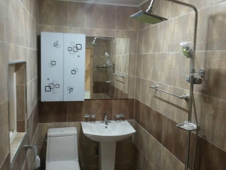여수 펜션: kdg5433의  욕실,북유럽