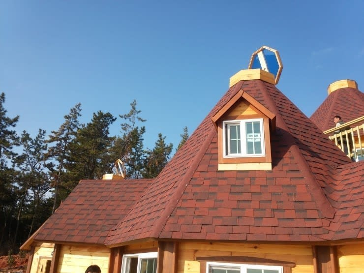 여수 펜션: kdg5433의  주택,북유럽