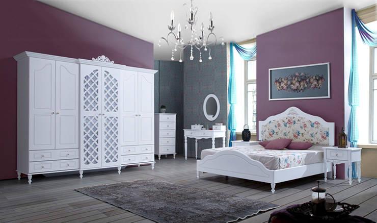 country Bedroom by YILDIZ MOBİLYA