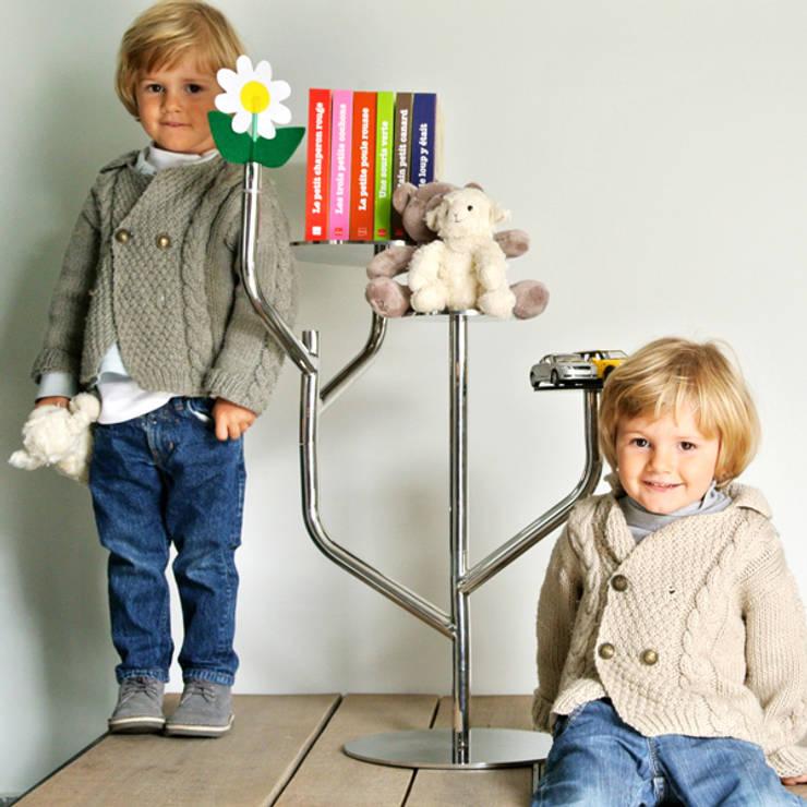 BORDERLINE 004: Chambre d'enfants de style  par By Ultra