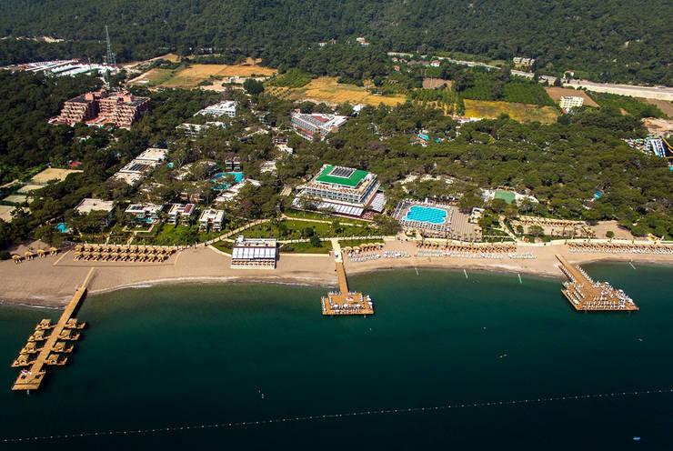 Nota Tasarım Peyzaj Mimarlığı Ofisi – Nirvana Lagoon Villas Suites & SPA :  tarz