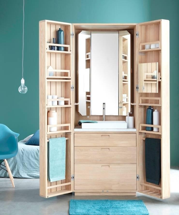 La Cabine: Salle de bain de style  par La Fonction
