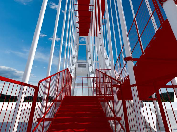 SELIM SENIN – Antalya Expo 2016 Seyir Kulesi:  tarz Sergi Alanları