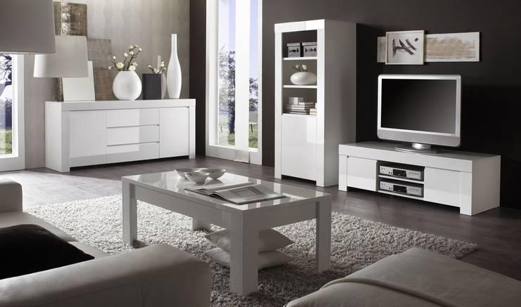 Living room by mebel4u, Modern