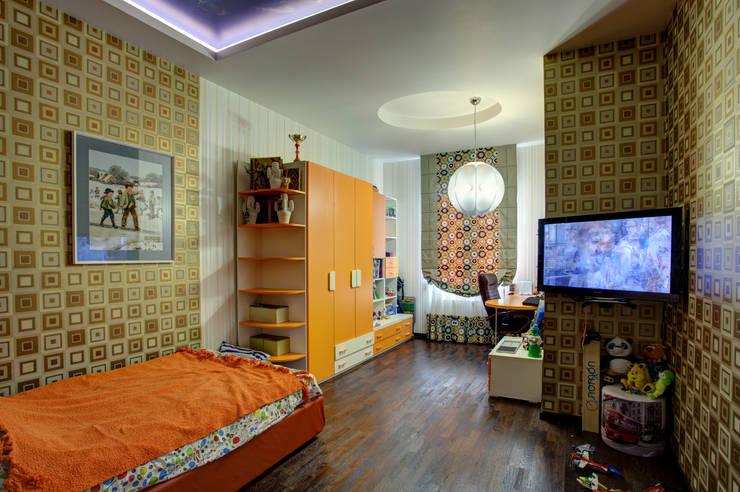 Детская: Детские комнаты в . Автор – Студия Искандарова