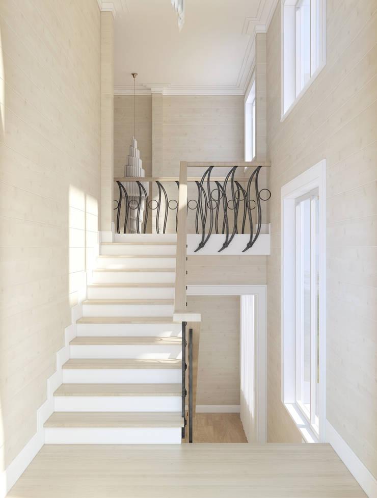 Лестница:  в . Автор – Студия Искандарова