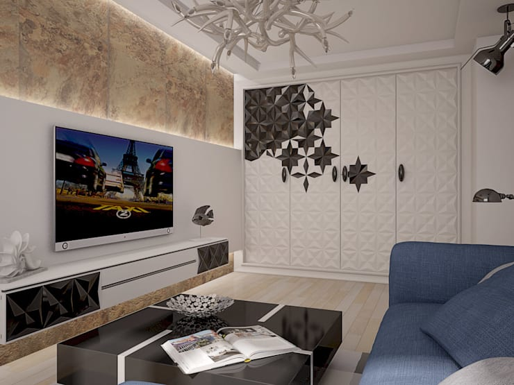 by Дизайн В Стиле Eclectic