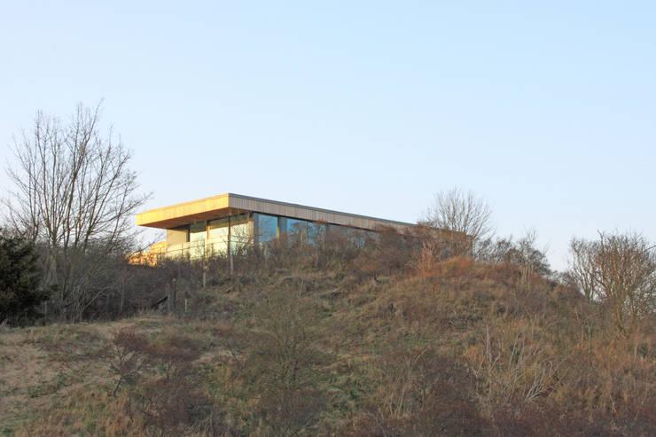 Villa Zandvoort:  Huizen door paul seuntjens architectuur en interieur