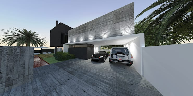 Houses by ZAAV Arquitetura
