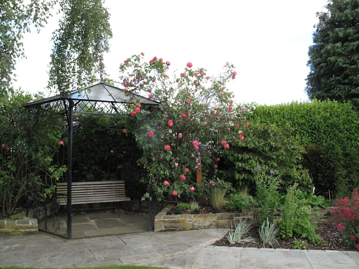 Cherry Mills Garden Designが手掛けた庭