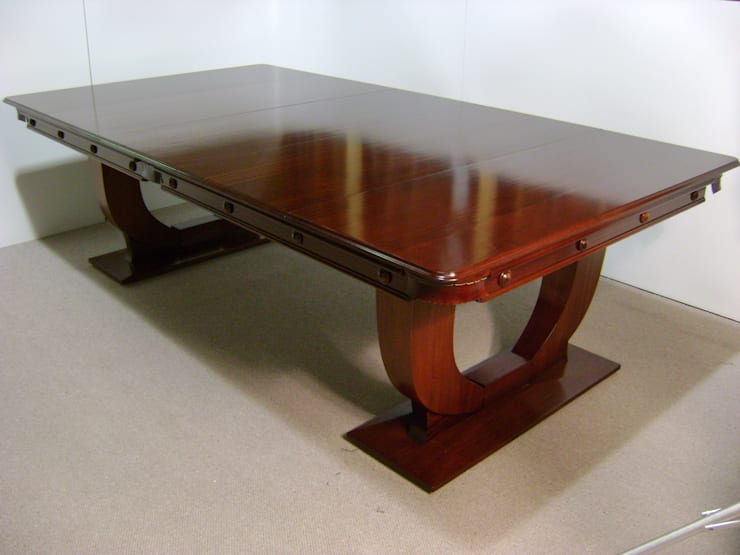8 ft Ariel Convertible Dining Table:  Dining room by HAMILTON BILLIARDS & GAMES CO LTD