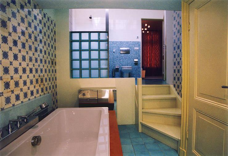 De badkamer:  Badkamer door ABC-Idee