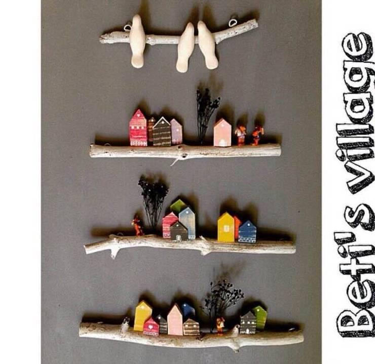 Betinindükkanı – Betinin Dükkanı:  tarz İç Dekorasyon