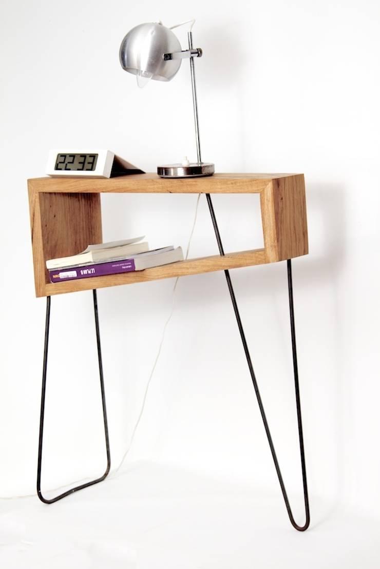 console Detroit : Maison de style  par ANTOINE G