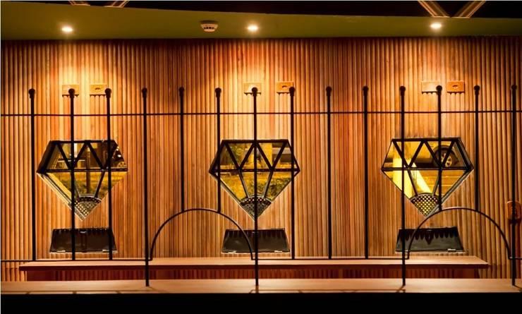 Bilheteria: Centros de congressos  por MM18 Arquitetura