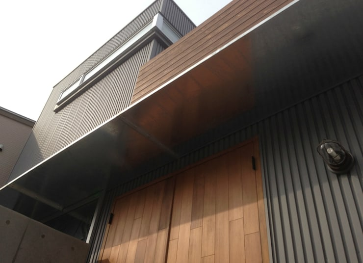 タイトルを入れてください: tsuboi design workshopが手掛けた家です。