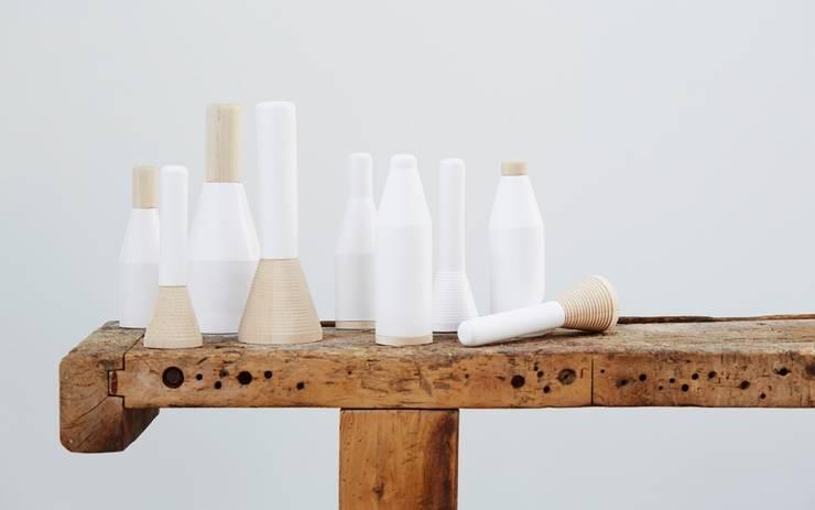 Forms no Figures - pure wood:  Kunst  door Fou de Feu