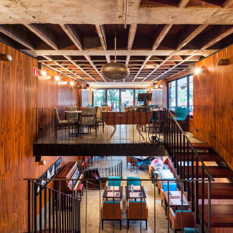 Espaços de restauração  por MM18 Arquitetura
