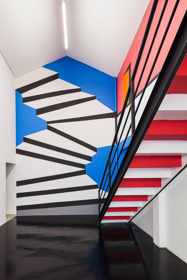 Galeria Contempo: Museus  por MM18 Arquitetura