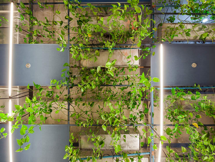 Agência Uakari: Edifícios comerciais  por MM18 Arquitetura