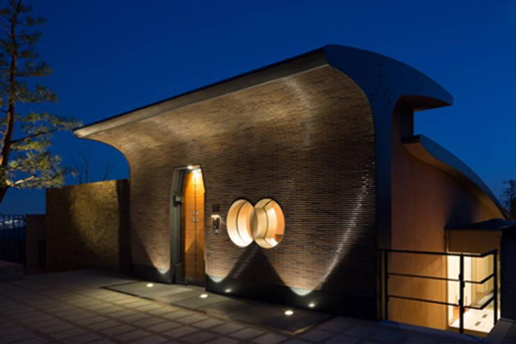 T House HANARE: 石橋清志建築設計事務所が手掛けた家です。