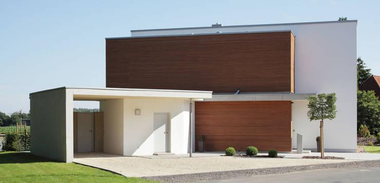 Bild 3: moderne Häuser von Massiv mein Haus aus Mauerwerk