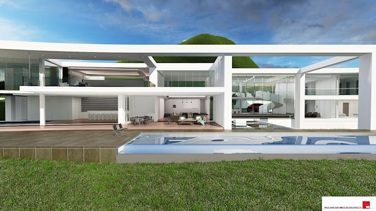 House Mat :  Houses by Nico Van Der Meulen Architects