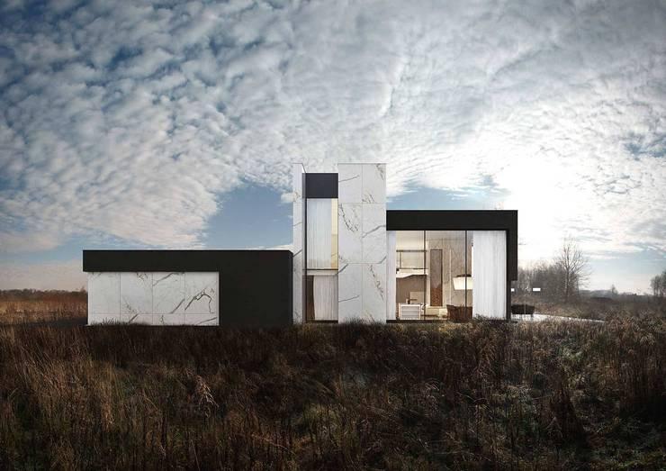 Dom na Złotnie: styl , w kategorii Domy zaprojektowany przez REFORM Architekt Marcin Tomaszewski