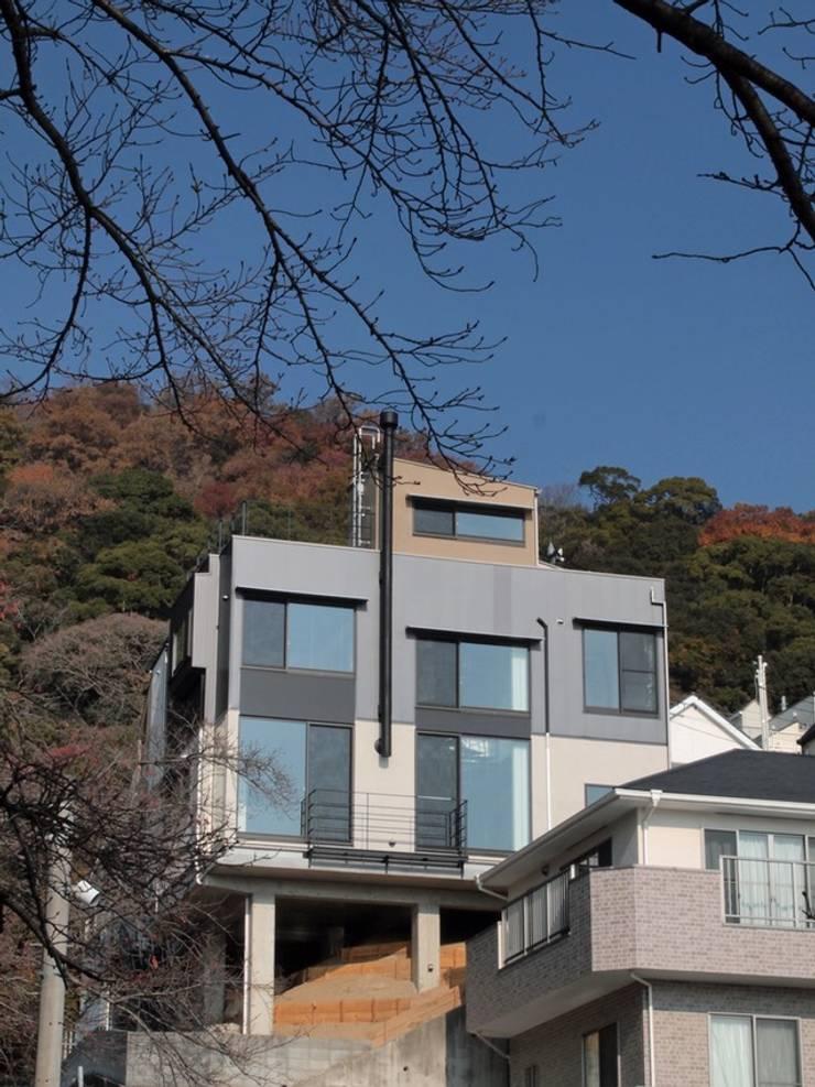 摩耶山麓の家 : 長尾健建築研究所が手掛けた家です。