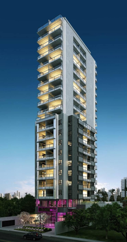 Rumah oleh MM18 Arquitetura