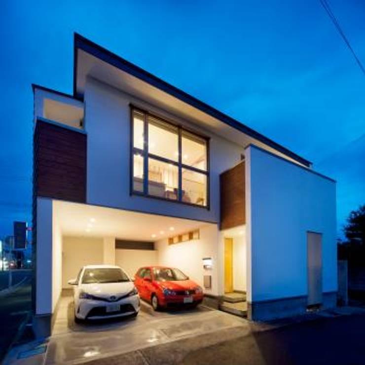 HIGASHITAKAMATSU HOUSE: taniwaが手掛けた家です。
