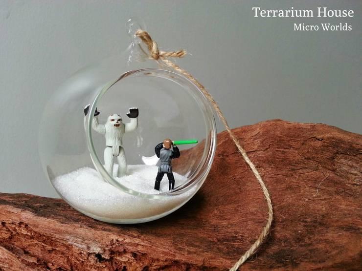 Terrarium House – Hediyelikler:  tarz Ev İçi