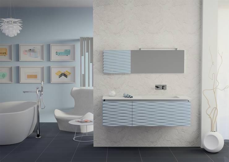 Baños de estilo  por krayms A&D - Fa&Fra