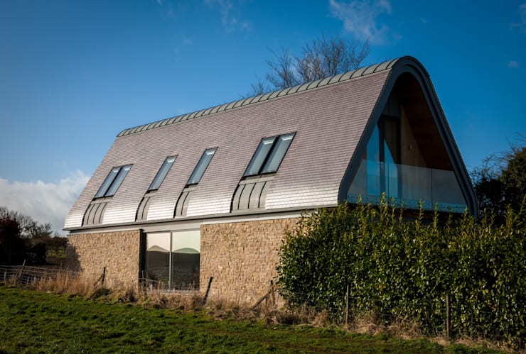 Broadmere:  Houses by Adrian James Architects