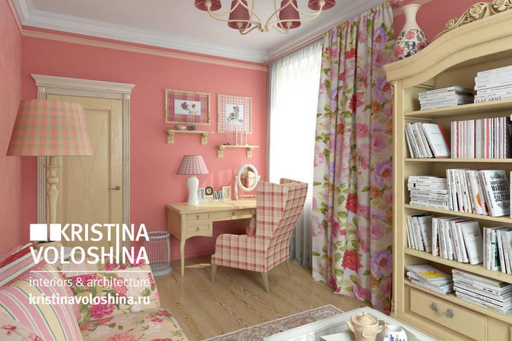Estudios y oficinas de estilo  por kristinavoloshina