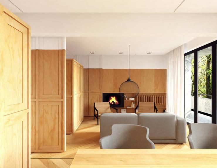Wohnzimmer von dontDIY