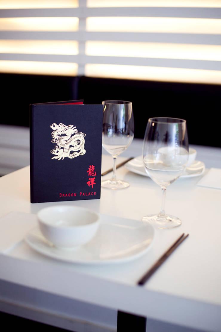 Dragon Palace - Independent Restaurant :  Gastronomy by helen hughes design studio ltd