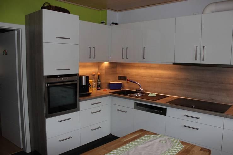 Küche:  Küche von TS Innenausbau GmbH Schreinerei