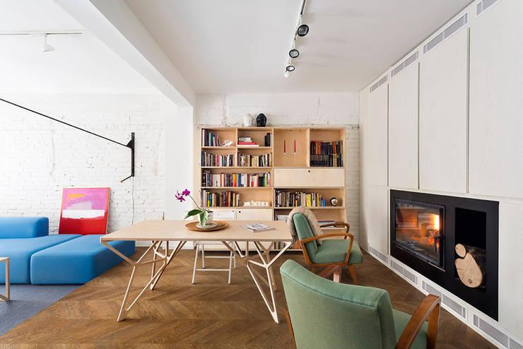 Apartment v01:  Living room by dontDIY