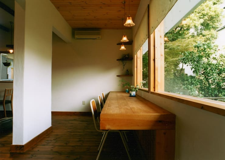 Cafe chai-cha: INTERFACEが手掛けた商業空間です。