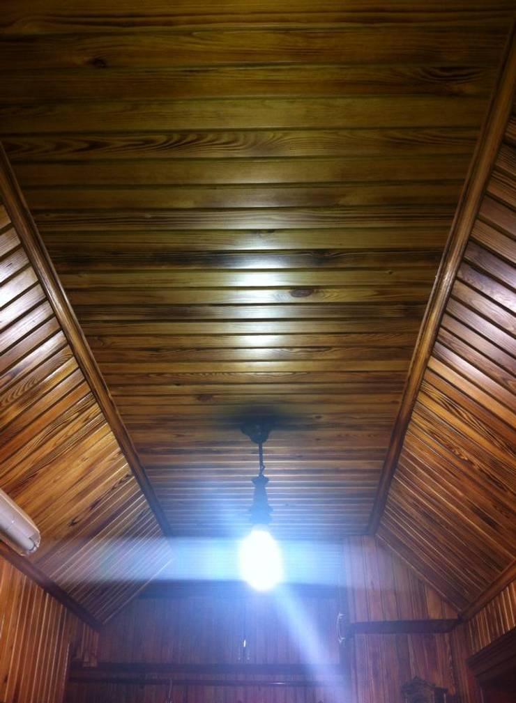EST Orman Ürünleri – EST Orman Ürünleri:  tarz Koridor ve Hol, Modern