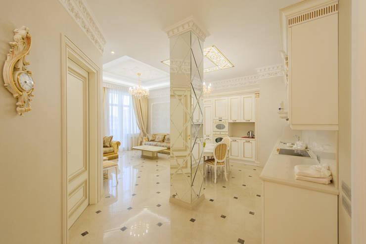 Интерьер квартиры: Кухни в . Автор – Antica Style
