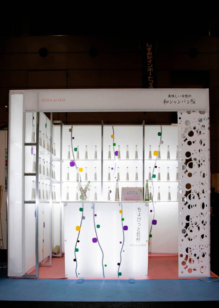 Event hananomai: INTERFACEが手掛けたイベント会場です。,オリジナル