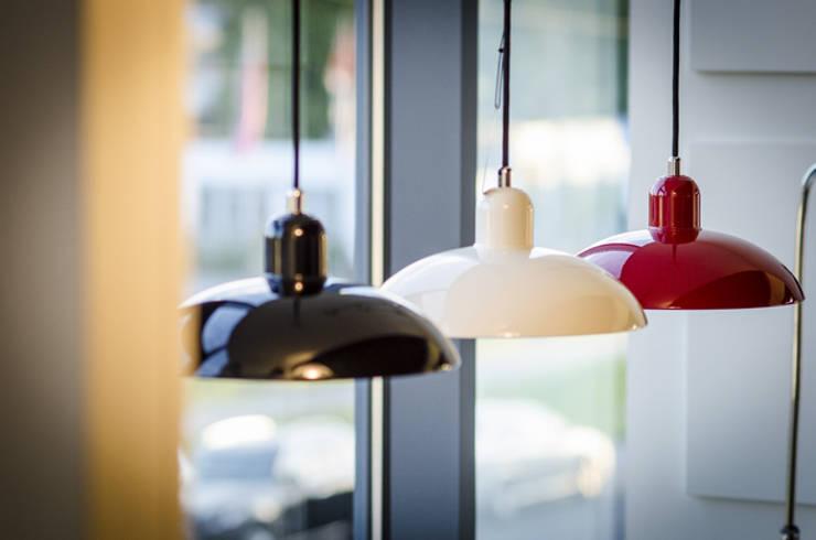 salon LUMINOSFERA: styl , w kategorii Jadalnia zaprojektowany przez Luminosfera