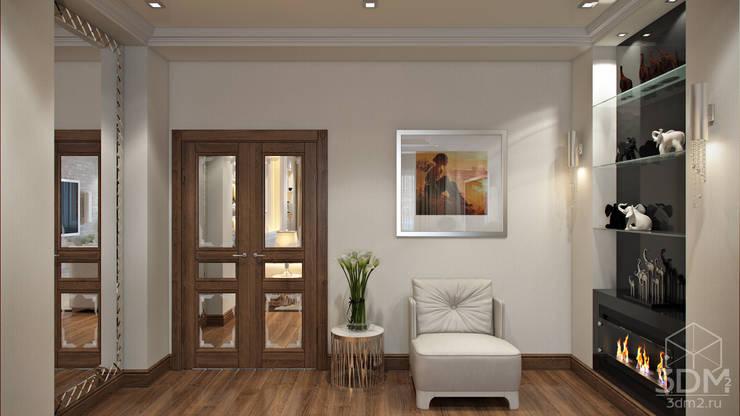 05: Гостиная в . Автор – студия визуализации и дизайна интерьера '3dm2'