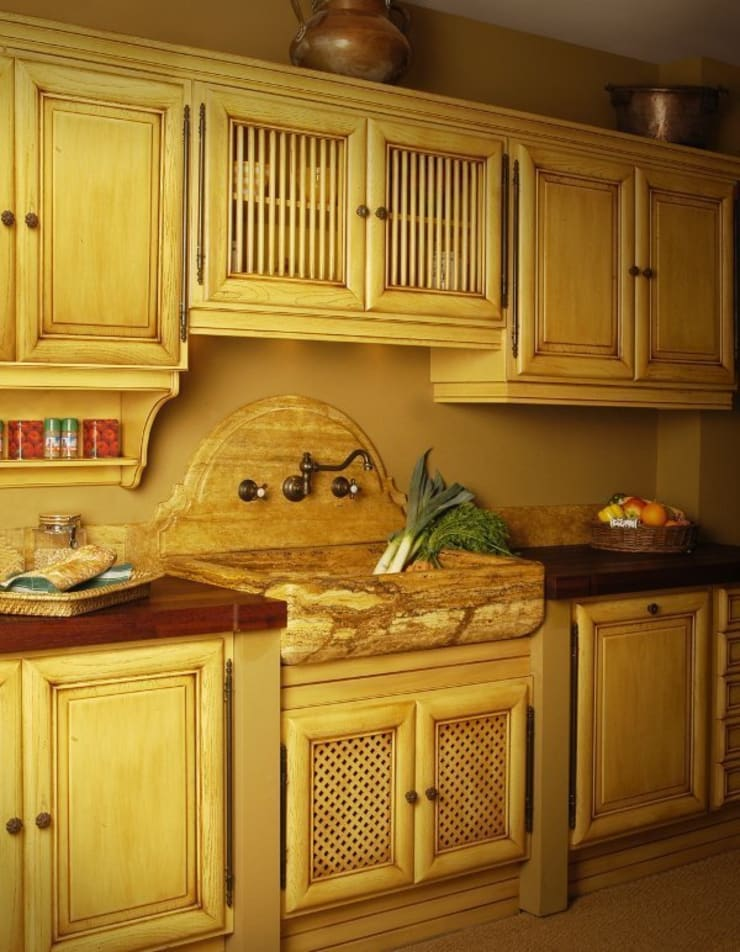 Cocinas  Gamahogar : Cocina de estilo  de Gamahogar