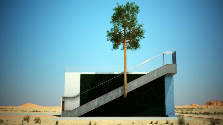 Maisons modernes par AGTC01 Moderne