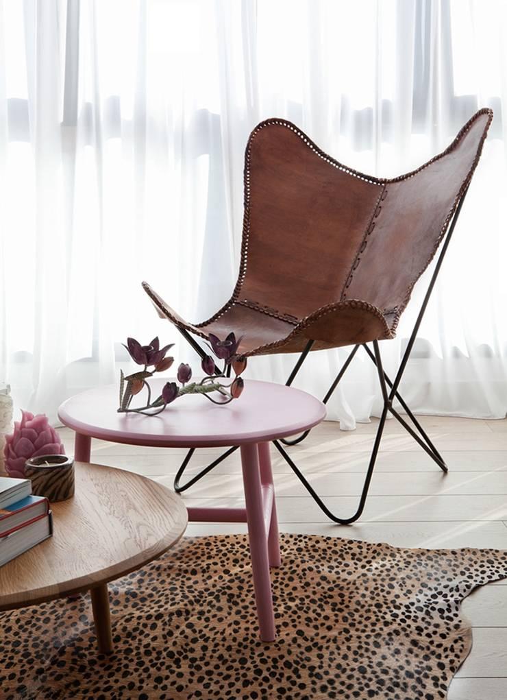 vintage te quiero vintage… : Salones de estilo  de Disak Studio