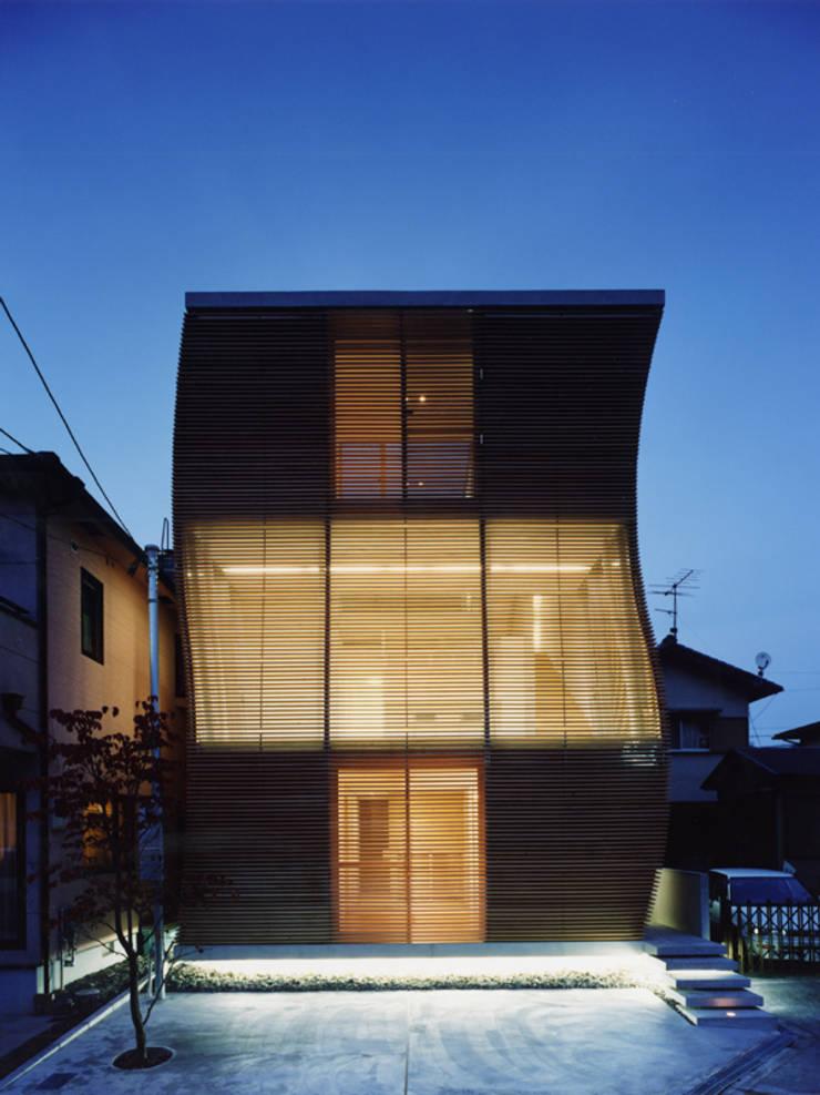 facade: 平沼孝啓建築研究所 (Kohki Hiranuma Architect & Associates)が手掛けたです。